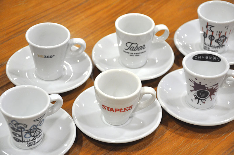 customized coffee cups and tea cups - foto 2