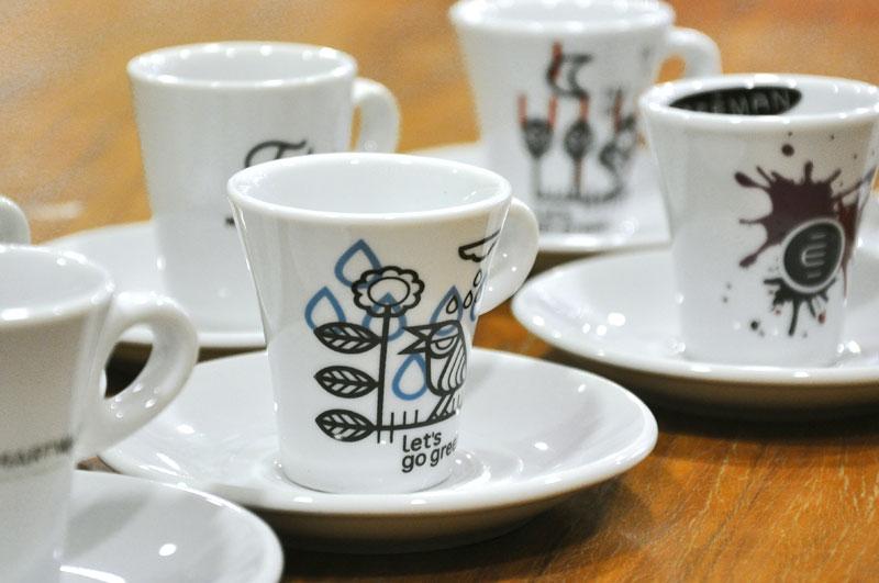 customized coffee cups and tea cups - foto 3