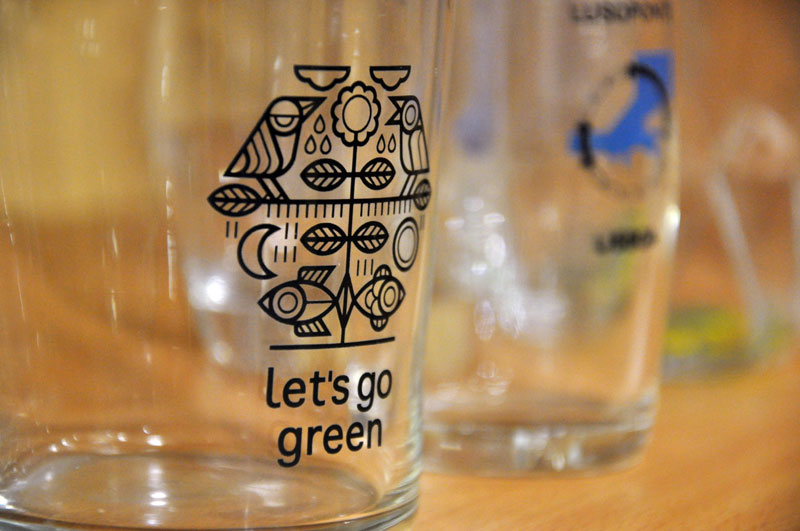 customized glass cups - foto 2