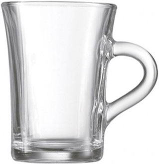 taza de vidrio The T 23cl