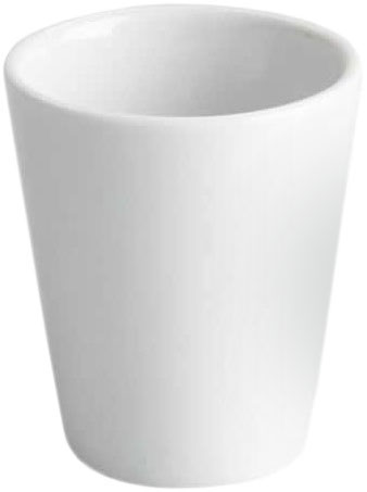 vaso de cafe Porcelana 6cl