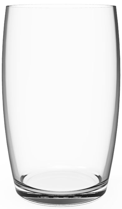 glass cup Mirage